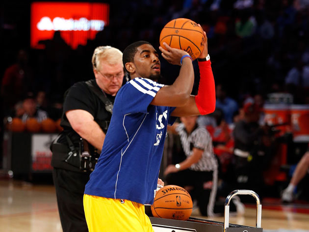Kyrie Irving Shooting Form kyrie-irving