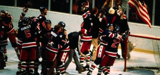 Great USA vs. Russia Ice Hockey Rivalry Moments including Olympics