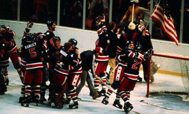Inside the Miracle on Ice - How Team USA defied the ...