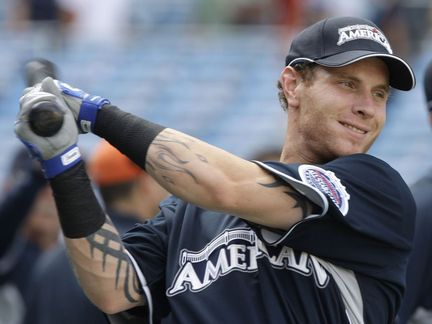 Josh Hamilton Flame Tattoos Josh hamilton has been through
