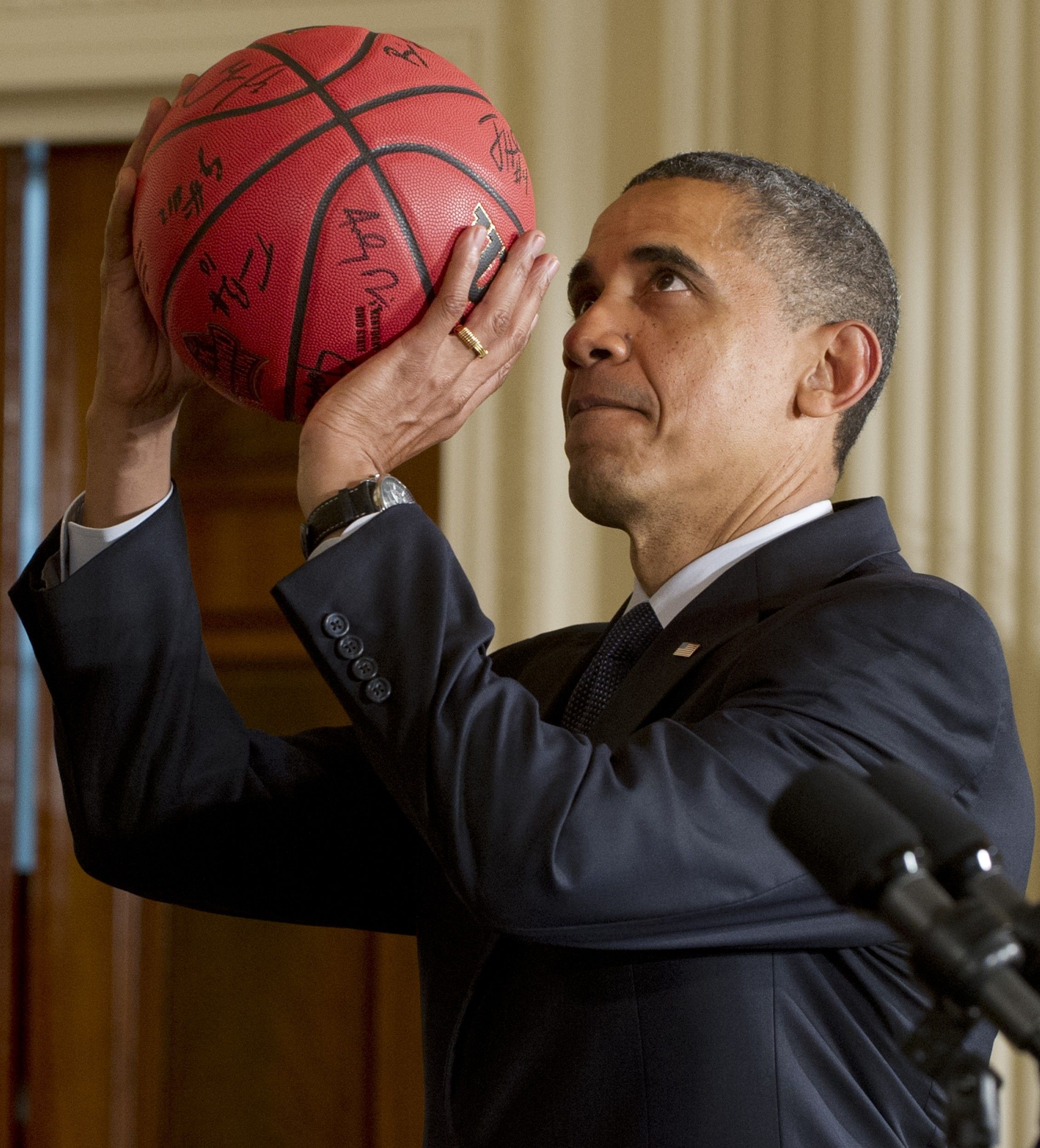 President Barack Obama S March Madness Picks Amp Predictions