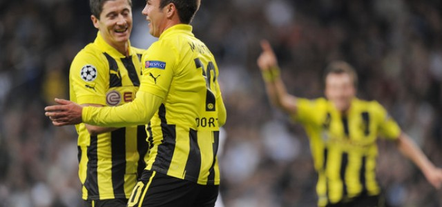 Borussia Dortmund vs. Real Madrid – Champions League Quarterfinal 2014 – Betting Preview and Prediction