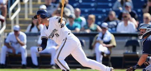 Atlanta Braves vs. Milwaukee Brewers Series Preview – March 31 – April 2, 2014