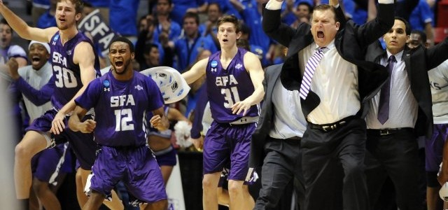 Best College Basketball Celebrations of the 2014 NCAA March Madness Tournament