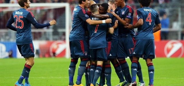 Manchester United vs. Bayern Munich – UEFA Champions League Quarterfinal – Betting Preview and Prediction
