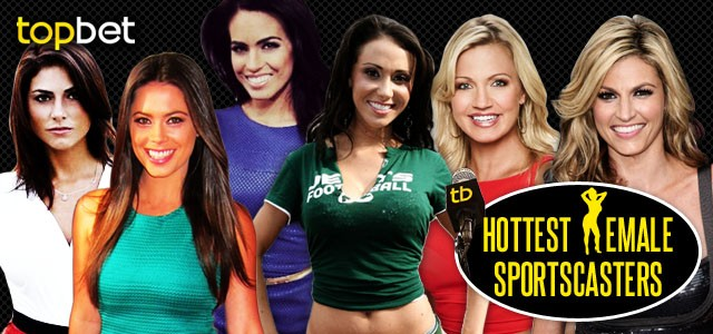 5 Hottest Female Sportscasters
