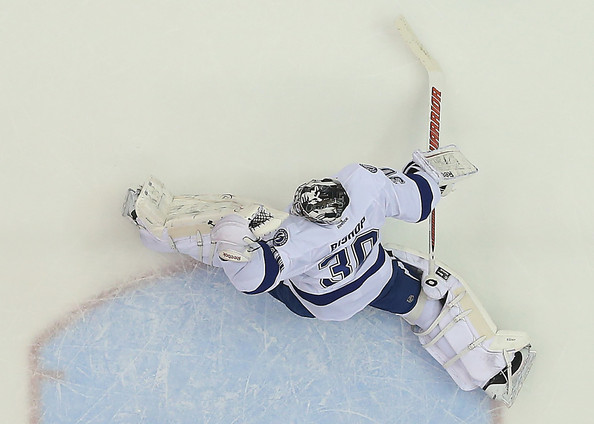 Ben Bishop, Tampa Bay Lightning, NHL