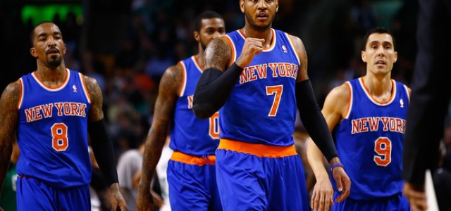 New York Knicks vs. Brooklyn Nets – NBA Betting Preview April 15, 2014