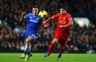 Chelsea+v+Liverpool+Premier+League+luis+suarez