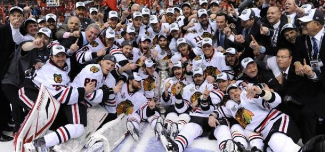 2014 NHL Stanley Cup Playoffs Preview and Predictions