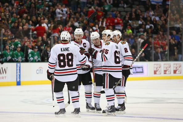 Chicago Blackhawks, NHL