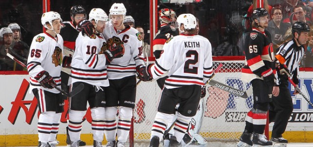 Chicago Blackhawks vs. St. Louis Blues – 2014 Stanley Cup Playoffs – Betting Preview And Prediction