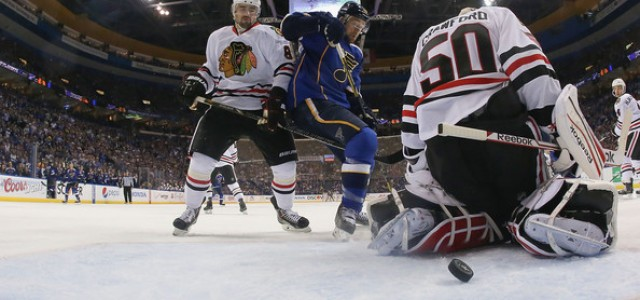 Best Games to Bet On Today: Blues vs. Blackhawks & Warriors vs. Clippers
