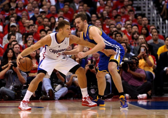 Los Angeles Clippers vs. Golden State Warriors - 2014 Game ...