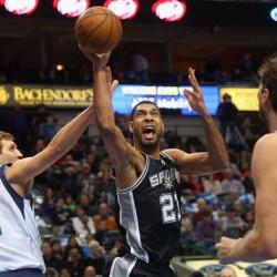 San Antonio Spurs vs. Dallas Mavericks – Round 1 2014 NBA Playoffs