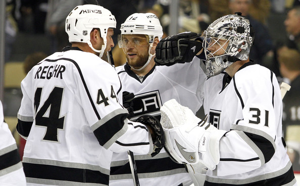 Marian Gaborik, LA Kings, NHL