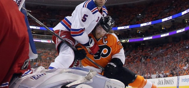 Philadelphia Flyers vs. New York Rangers – 2014 Stanley Cup Playoffs Round 1, Game 6 – April 29 Betting Preview and Prediction
