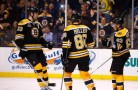 Zdeno Chara, Brad Marchand, NHL, Boston Bruins