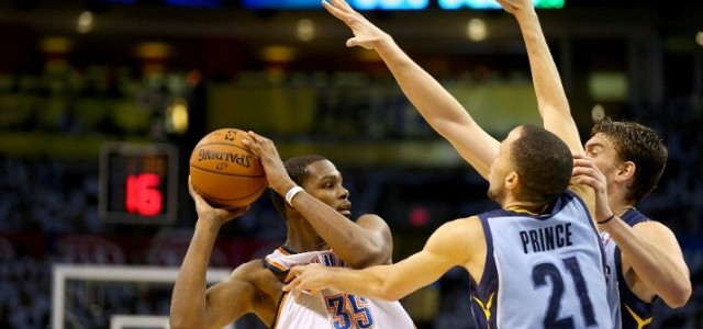 Oklahoma City Thunder vs. Memphis Grizzlies – 2014 NBA Playoffs Round 1, Game 6 – May 1, 2014 Betting Preview and Prediction