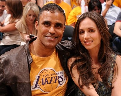 Eliza-Dushku-LA-Lakers