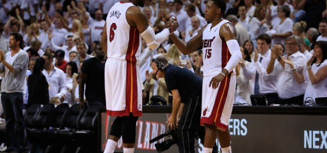 Miami Heat vs. Brooklyn Nets–2014 NBA Playoffs Round 2, Game 3– Betting Preview and Prediction