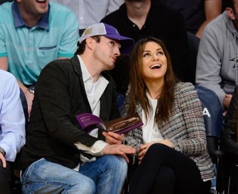 Mila-Kunis-LA-Lakers