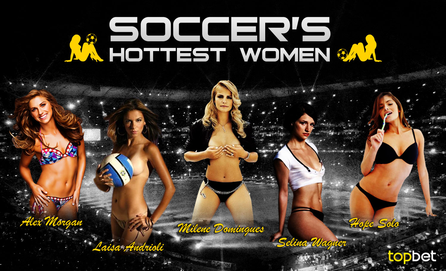 hot female soccer players naked