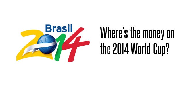 Who are people betting on to win 2014 World Cup