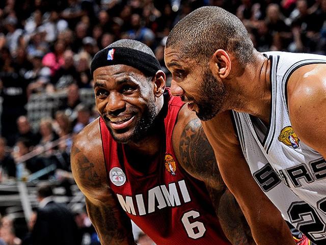 Miami Heat vs. San Antonio Spurs - Game 1, June 5 2014 Betting Preview