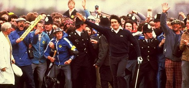 5 Best Shots in British Open Golf History