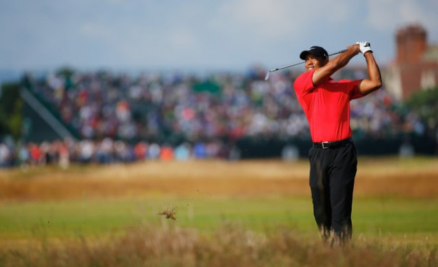 can tiger woods win the british open 2014 golf championship