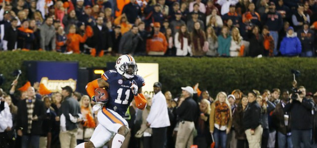 Best Games of the 2014-15 College Football Season
