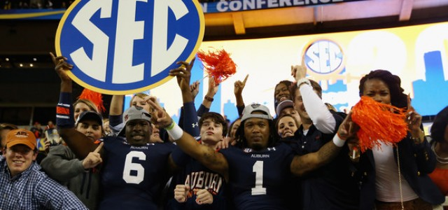 NCAA College Football SEC Predictions and Preview for 2014-15 Season