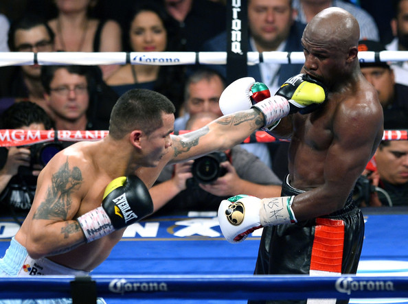 Floyd Mayweather Jr. vs Marcos Maidana 2 Predictions ... | 594 x 443 jpeg 94kB