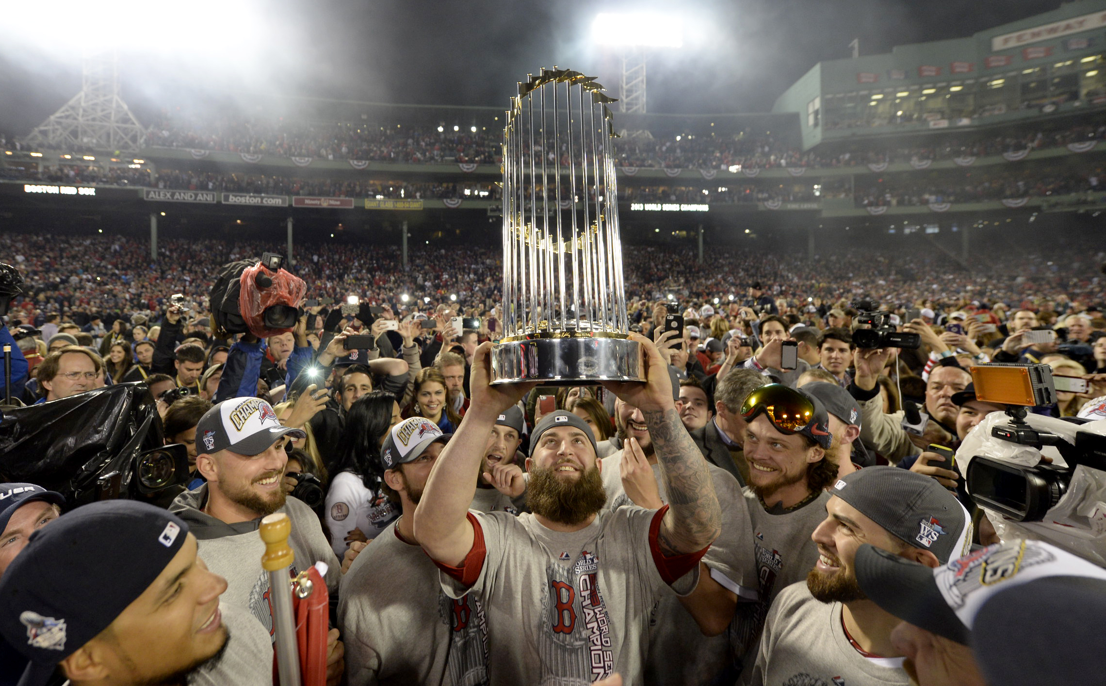 The world series or the fall classic as it s often known