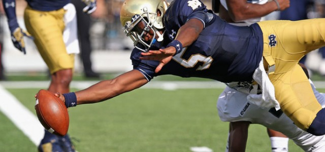 Notre Dame Fighting Irish vs. Purdue Boilermakers Predictions, Picks, and Betting Preview – September 13, 2014
