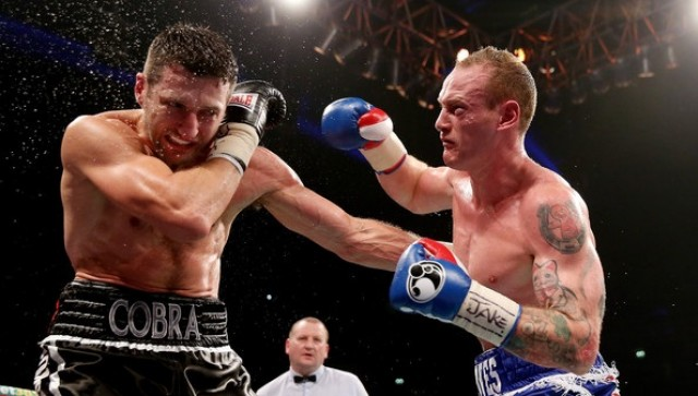 George Groves vs. Christopher Rebrasse Odds, Predictions, Boxing