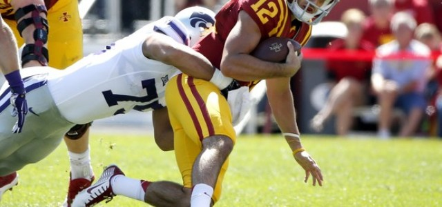 Iowa Hawkeyes vs. Iowa State Cyclones Predictions and Betting Preview – September 13, 2014