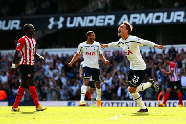 English Premier League Tottenham Hotspur vs. Manchester City