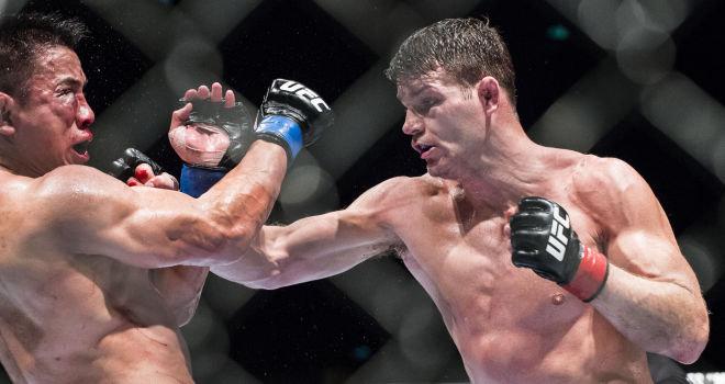 UFN 55: Luke Rockhold vs Michael Bisping Preview - November 7
