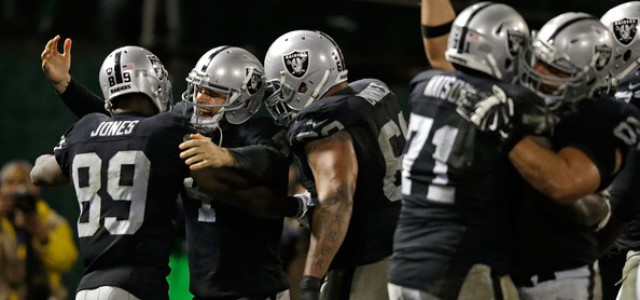 Oakland Raiders vs. St. Louis Rams Predictions, Odds, Picks and Betting Preview – November 30, 2014