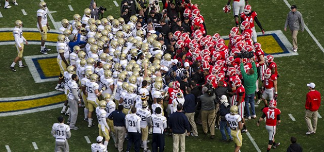 Georgia Tech Yellow Jackets vs. Georgia Bulldogs Predictions, Point Spread, Picks, Odds and NCAA Football Betting Preview – November 29, 2014