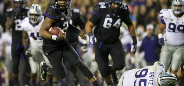 TCU Horned Frogs vs. Kansas Jayhawks Picks, Odds and NCAA Football Betting Preview – November 15, 2014