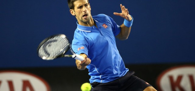 Novak Djokovic vs. Milos Raonic – 2015 Australian Open Men's Quarterfinals – Prediction and Betting Preview – January 27, 2015