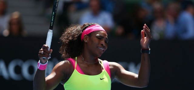 Serena Williams vs. Dominika Cibulkova – 2015 Australian Open Women's Singles Quarterfinal – Prediction and Betting Preview – January 27, 2015
