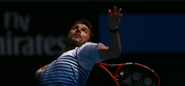 Stan Wawrinka vs. Kei Nishikori – 2015 Australian Open Men's Singles Quarterfinal – Prediction and Betting Preview – January 28, 2015