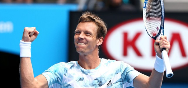 Tomas Berdych vs. Andy Murray – 2015 Australian Open Men's Semifinals – Prediction and Betting Preview – January 28, 2015