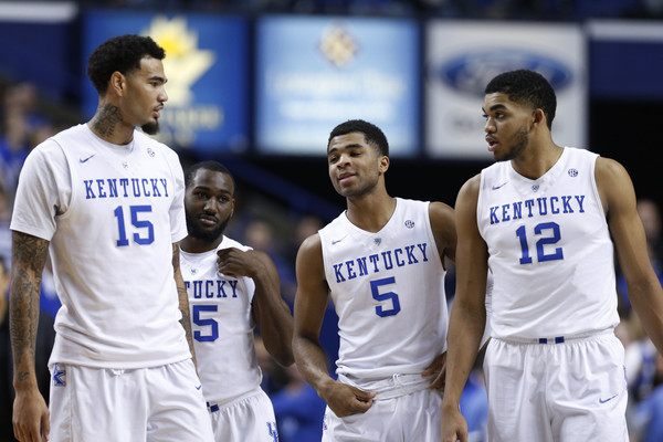 Kentucky Basketball Isn T Going Undefeated Or Winning The: Who Is Better, The Kentucky Wildcats Or The Virginia