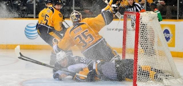 Nashville Predators vs. New York Islanders Predictions and Betting