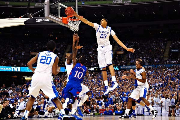 10 Best College Freshman Basketball Players of All-Time